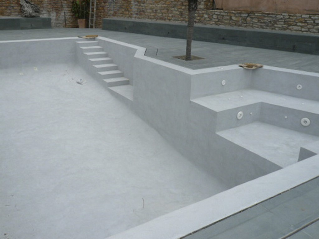 Cire pour bton top kit bton cir with cire pour bton for Comparatif piscine coque ou beton